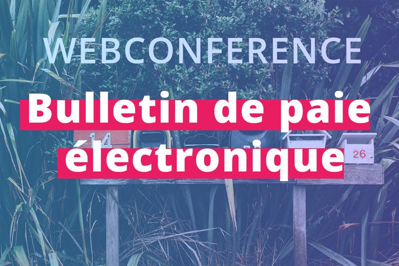 webconférence-bulletin-paie-électronique