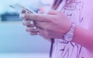 smartphone-portail-client